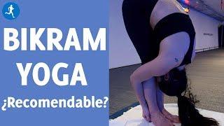 Bikram Yoga: una clase de Yoga a 40 grados de temperatura