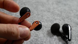 EDIFIER H185 Earbuds  - Review and Comparison w/ H180