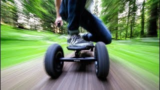 OFF ROAD Electric Skateboard - Evolve Carbon GTR