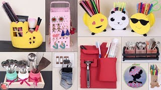 10 Creative !!! DIY Ideas For Your Home || Keep Your Home Clean !!!