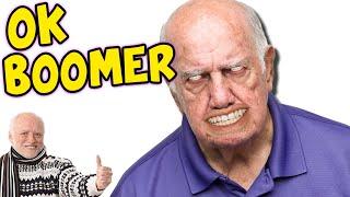 The 'OK BOOMER' Meme