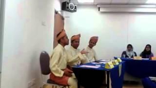 PENGENALAN PESTA PANTUN BESTARI 2012- UNIVERSITI SULTAN ZAINAL ABIDIN (UNISZA)