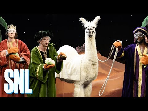 Nativity Play - SNL