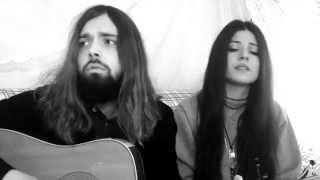 The Cranberries ◘ Zombie [Acoustic Folk Duet Cover   Flora Cash   TBT#3]