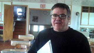 Inside an Amish School House - Kevin Williams, Amish Editor