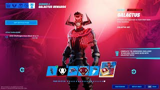 GALACTUS is NOW AVAILABLE