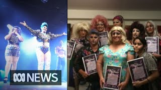 School's a drag up in Cairns | ABC News
