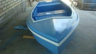 Проекты лодок из фанеры сом