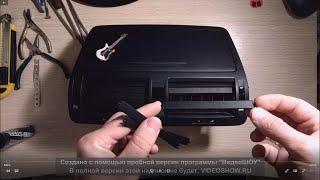 Как отремонтировать центральный дефлектор (воздуховод) Шкода Октавиа А5