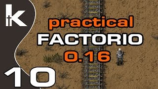 Factorio Tutorial: Smart Oil Stations - Efficient Loading