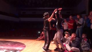Shada vs Nali Hip Hop Kids 1 vs 1 Explosion Battle 2016   Ukraine