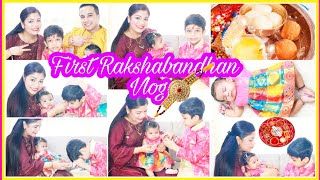 First Rakshabandhan Vlog 2020 Rakhi Gift For sister,Gold Bangles Anika and Ranveer | SuperPrincessjo
