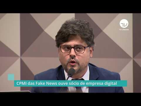 Denuncia de ligação do assessor de Eduardo Bolsonaro  movimenta CPMI das Fake News - 04/03/20