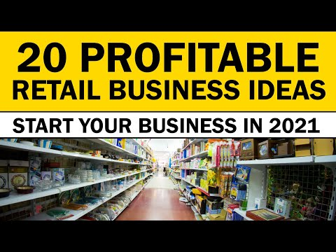 , title : 'Top 20 Profitable Retail Business Ideas in 2021 | New Business Ideas 2021