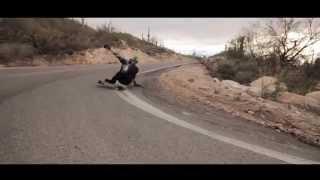 Rayne Longboards Presents: Cole Kurtz - Getting Savage in Arizona