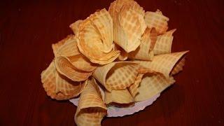 Домашние вафли / Home-made Waffles