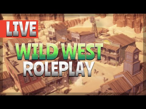 Wild West RP - Building part 2 - (Outlaws of the Old West)