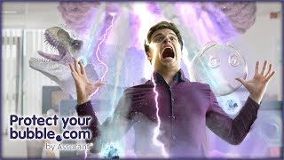"""ProtectYourBubble.com End of the World (Loss 10"""") 