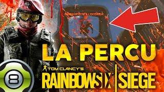 Le saut de l'ange contre la percu... 💥 - Meilleur Match Classé - Rainbow Six Siege FR