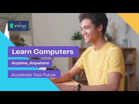 Learn Computers Online from Your Home