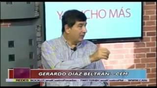 Gerardo Diaz Beltran en Arriba, arriba! con Guido Encina