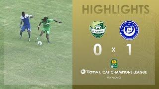 CL CAF : FC Platinum 0-1 Al Hilal