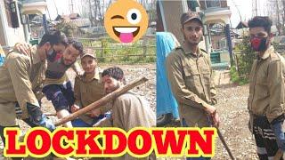 LOCKDOWN IN KASHMIR || By Redwani Rounders