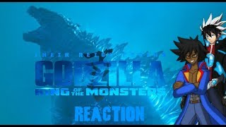 Me and Brunozillin reacts to Godzilla King of the monsters 2nd trailer