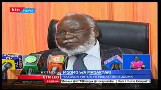 KTN Leo: Maafisa wa wizara ya afya wakosa kufika kwenye mkutano na kamati ya seneti
