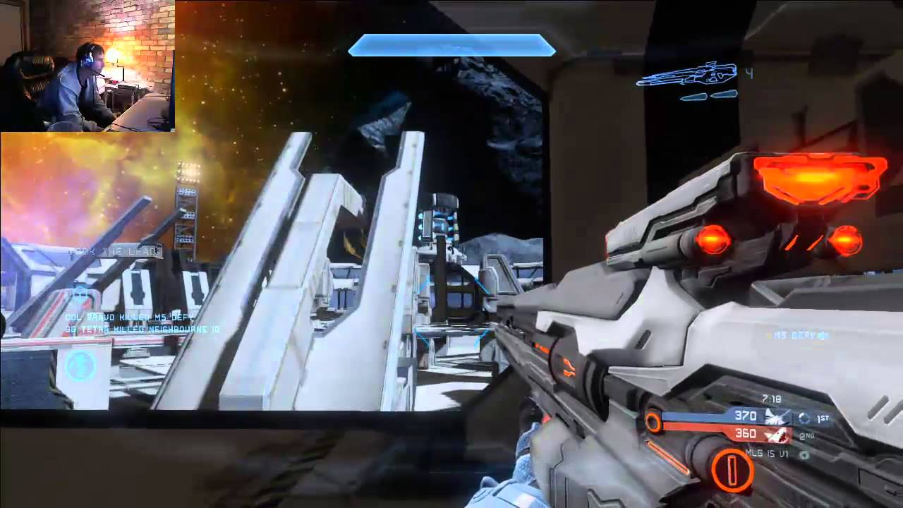 Watch The Best Halo 4 Players In The World Blast Each Other To Bits