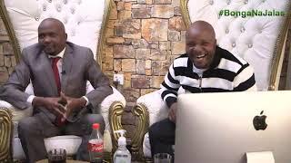 """Baba Brought Me Back Home"" - Moses Kuria #BongaNaJalas"