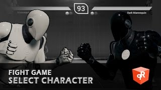 Unreal Engine 4: Create Fight Games