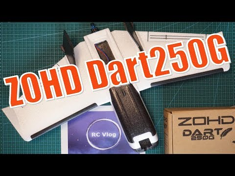 ZOHD Dart250G. Only 126g for PNP Version.