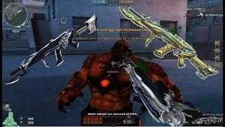 Crossfire NA 2.0: AK12 Iron Beast (Iron Knife Spider)(VIP) HMX