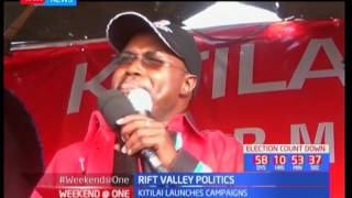 KANU leaders slam Deputy William Ruto while reitarating their support for the president