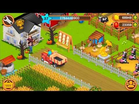 Video of Beautiful Farm: Happy Times