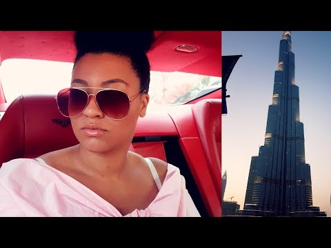 Video TRAVEL VLOG ✈️ ???? Cruising In Abu Dhabi & Shopping In Dubai