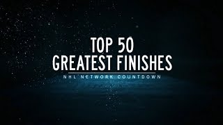 NHL Network Countdown: Top 50 Greatest Finishes