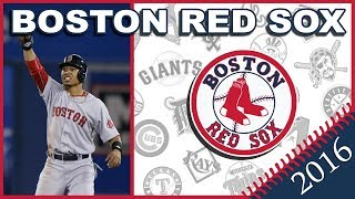 PC REPLAY BASEBALL Game #3 2016 Boston Red Sox Season Replay at Toronto Blue Jays (Game 1 of 3)