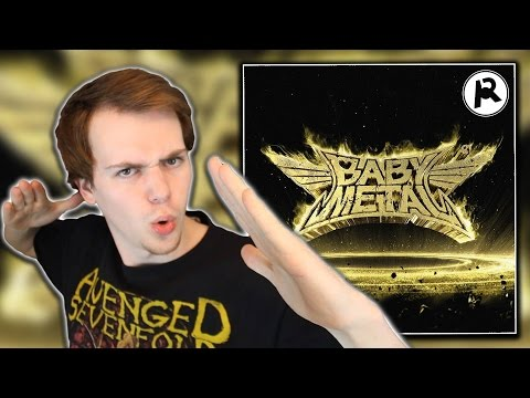 BABYMETAL – METAL RESISTANCE | Album Review