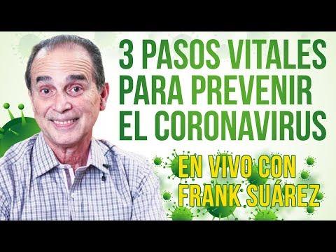 3 Pasos Vitales y Esenciales Para Prevenir El Covid-19