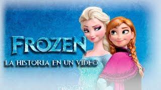 Frozen: La Historia en 1 Video