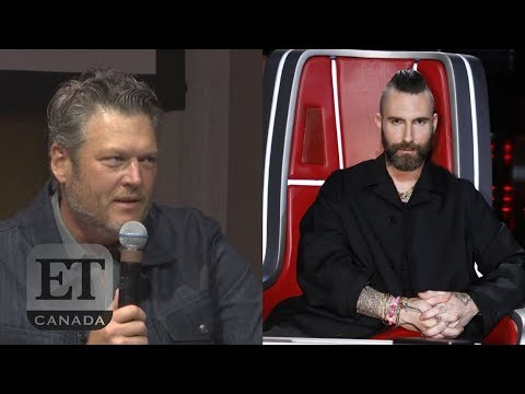 Blake Shelton Talks 'God's Country' & Adam Levine's Exit From 'The Voice'