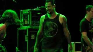 "Strung Out - ""Too Close too See"" (Live@Union Transfer) 8/5/2012"