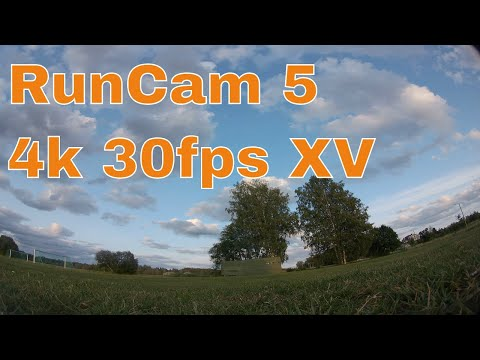 RunCam 5 Default Settings 4k 30fps XV Sample Footage 8/8