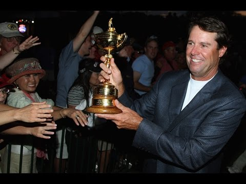 Top 10 Ryder Cup Captains