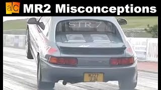 6 Toyota MR2 Misconceptions