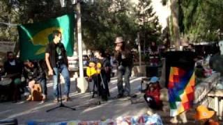 Zapada Divididos en plaza central Tilcara marzo 2010 El burrito.MPG