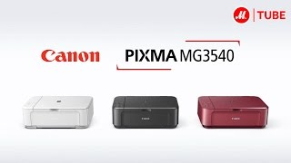 Canon PIXMA MG3540 Multifunksional printer