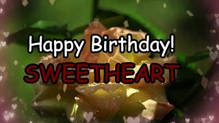 Birthday Wishes For Husband | Heart Touching Birthday Wishes | Happy Birthday My Dear Husband Love U